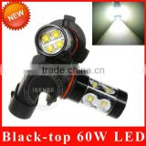 High Power Crees LED Car Fog light Amber/Yellow Projector led fog lamp                                                                         Quality Choice