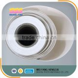 Inkjet Printable White Canvas Fabric Roll