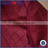 Various woven polyester plain flannel shirts and red grating fabric