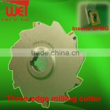 Suit with SPMG Insert High Speed Side Milling Cutter