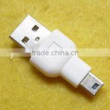 USB2.0 A Male to MINI A Female adapter usb mini jack