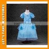 OEM adorable girl dresses for my little princess sweetie kids cosplay cinderella dress PGCC-1873
