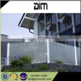 Low Price Aluminum Expanded Mesh High Quality Perforated Expanded Metal Wire Mesh Fence Decorative Metal Screen Mesh