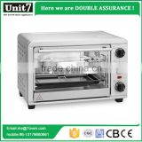 New 2016 kitchen appliance pizza ovens electric oven toaster oven mechanical timer switch