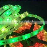 Pool Swiming led strip white PCB Silicon Coating 30leds/meter outdoor lighting waterproof ip68 ws2811 flexible strip