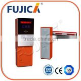FUJICA automated parking system and car barriers
