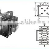 Rectifier bridge ,Single phase rectifier bridge, Three phase rectifier bridge PTS600A (PMS PTS type for welding)