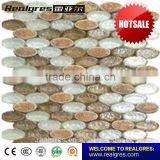 China good supplier contemporary glass swimming pool tile mosaic