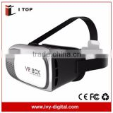VR BOX Glasses 3D VR Headset 360 VR Glasses for Samsung Galaxy Phone
