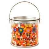 Plastic candy bucket