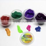 Changeable therapy putty molding clay toys for kids