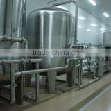 Stainless Steel sand/active carbon water filter plant
