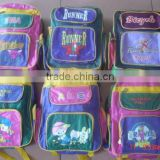 children's back pack with straps for school use