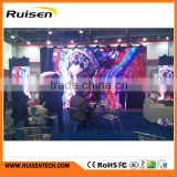 High definition die-casting rental DIP / SMD HD P5 P6 P8 outdoor/indoor rental led display
