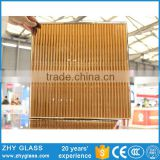 Interior 10mm Tempered Glass Partition For Kitchen