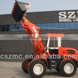 brand new heavy equipment road construction machinery 3t china wheel loader with cheap price for sale