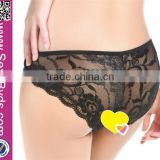 Wholesale Sexy Transparent Women Briefs Lady Underwear                                                                         Quality Choice