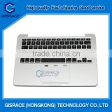 "2013 year A1502 Top Case with US keyboard Palmrest For MacBook Pro Retina 13"" US layout"