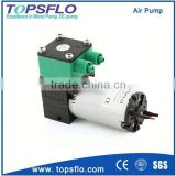 Diaphragm continuous processing oxygen analyser pump