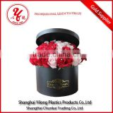 Wholesale Paper type custom print round flower bouquet boxes