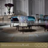 Luxury Living Room AT00-02 Multi-leg Elegant Tea Table High-end Furniture Factory Price From China JL&C Furniture