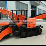 60 mini underground loader digging mucking machine