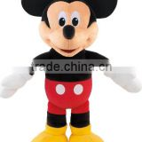 plush doll Sing & Giggle Mickey mouse baby doll