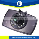 windrunner G30 factory supply fhd 1080p car dvr 2.7 inch 170 lcd screen parking mode h.264 dash cam
