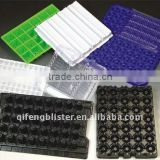 PP,PS,PVC,PET,PE elctronic/blister/packaging/pack/packing/packaged box/tray/supplier/manufacture/wholesale