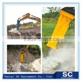 FINE quality hydraulic breakers for 1-4ton mini excavator
