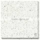 Engineered quartz crystal white sand quartz stone countertops