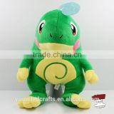 "Pokemon Plush Toys 10"" 25cm Politoed Cute Soft Stuffed Animal Toy Figure Collectible Doll Wholesale"