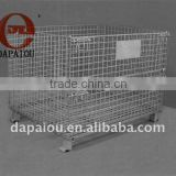 Folding Wire Container Cage