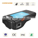 2016 New Coming Hot Sale Rugged Android handheld pos devices with printer,mobile pos terminal,handheld 4G LTE Smart Phone