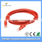 Optic firber network cable fibra optica cat6 network cable amp network cable for FTTH