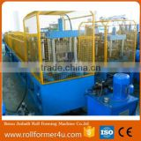 Rain Gutter Downspout Roll Forming Machine rain pipe with ISO , CE certification roll forming machine