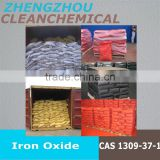 yellow iron oxide Fe2O3 for paint/concret/pigment, HSF