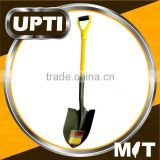 "Taiwan Made High Quality Garden Tool 29"" Round Point Shovel"