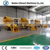 Best selling self loading concrete mixer with drum type mixer