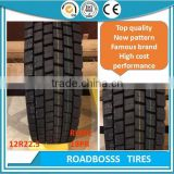 Chinese truck tires for sale used heavy truck tire 11r22.5 RL501 TBR tyres China man 12R22.5 RL601 with Hankook technology tires