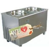 Inquiry about fry ice cream machine WF2170