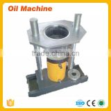 Home cotton seed oil extraction machine cocoa liquor oil press machine hydraulic walnut oil press price