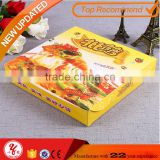 Why choose motorcycle pizza delivery box with customized print