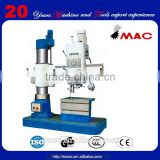 the hot sale and low cost high speed radial drilling machine for sale RD3213 of china of SMAC