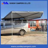 4x4 Bat wing foxwing car roof awning for outfitters