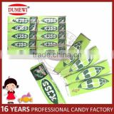 Strong Mint Kiss 4 Sticks Slim Chewing Gum