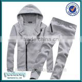 clothes alibaba china latest fashion side zip tracksuit mens pants suit 65cotton35polyester mens jogging sports tracksuit