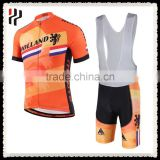 Custom Made Personal Cycling jerseys Sublimation printing mountain bike team cool cycling jerseys short sleeve or long dry