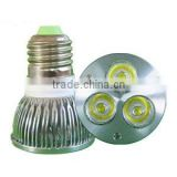 Led Spotlight E27 3*1W