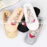 zm40577b wholesale summer women lace low-cut liners socks